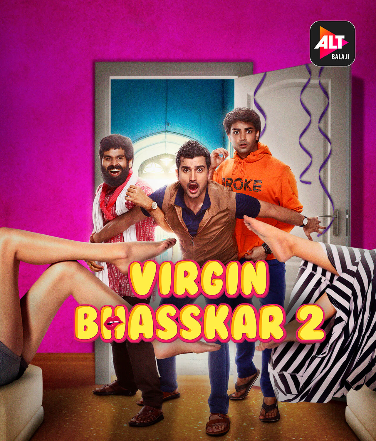 Watch The Best Of Web Series Originals Movies Online In Hd Only On Altbalaji